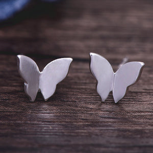 The Butterfly Stud