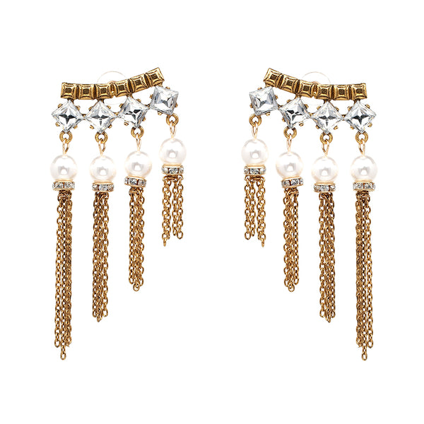 Hanging Statement Earrings
