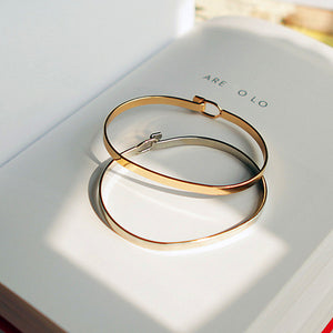 Minimalist fashion contracted bracelet