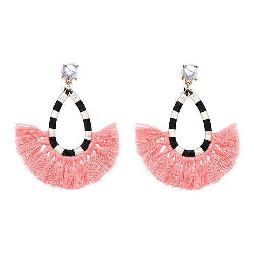 High Fashion COLORPOP Statement Fringe
