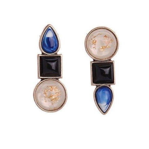 Trending Style Asymmetric Earrings