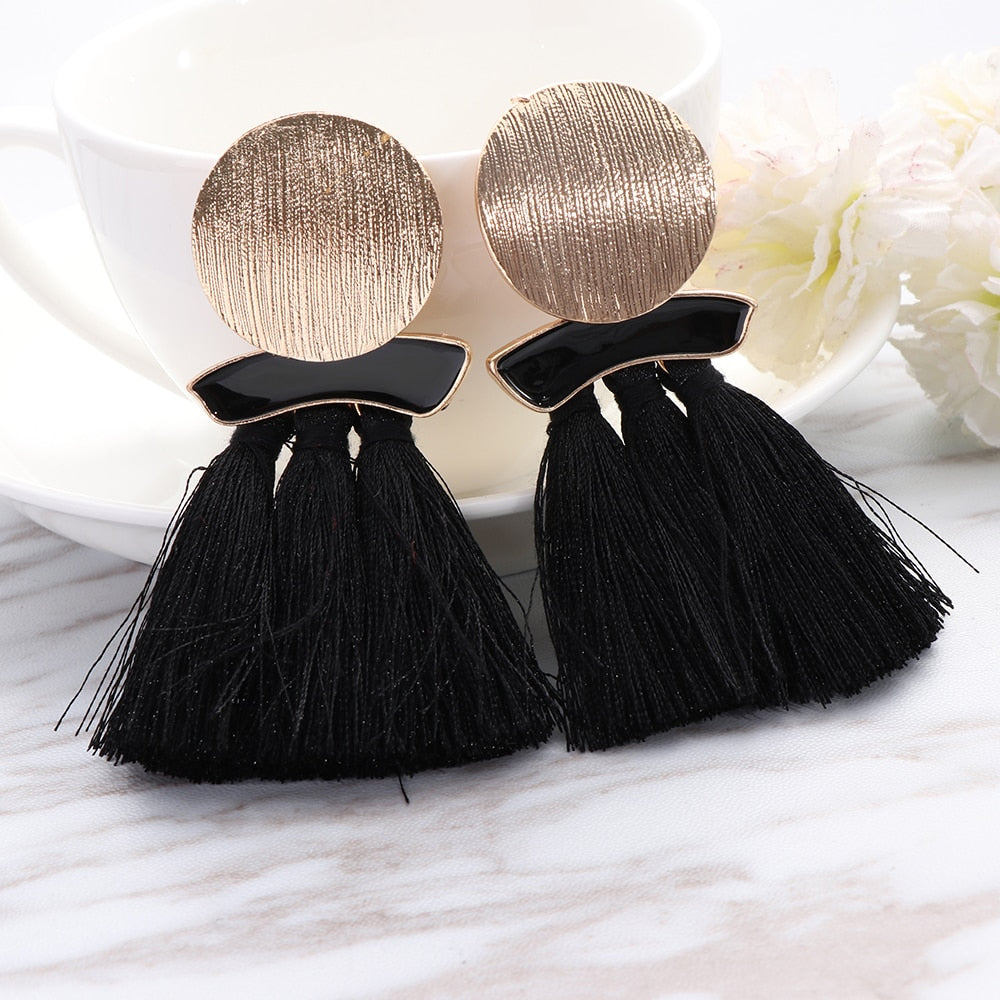 Simple Cute Tassels