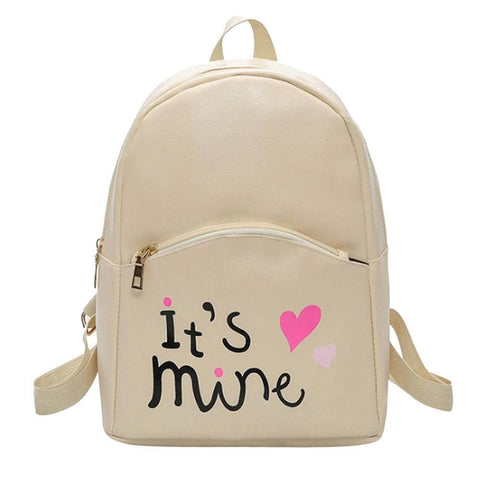Mini It's Mine Bagpack