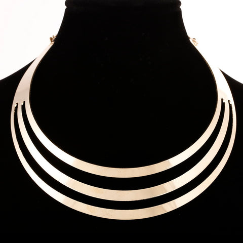 European Style Punk Collar Jewelry