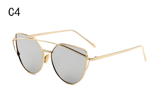 High Trend Mirror Sunglasses