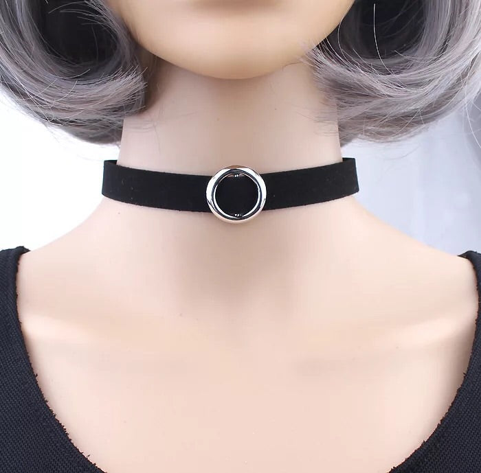 The collar choker