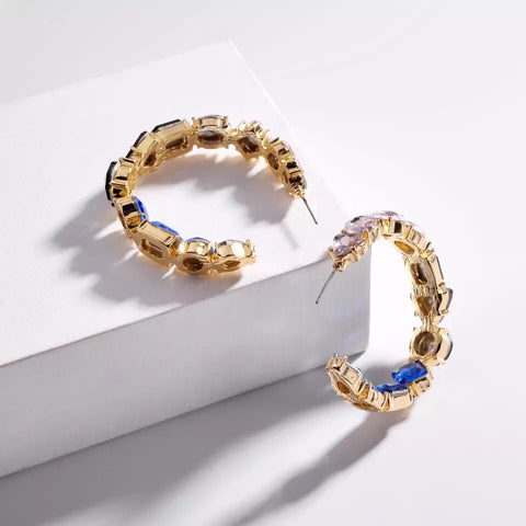 The eccentric statement Hoops