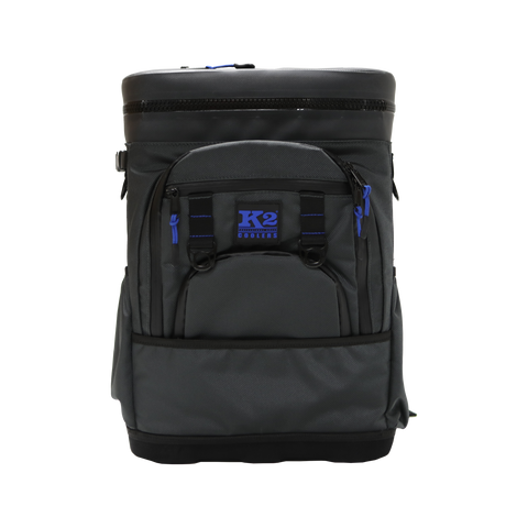 K2 Sherpa Backpack Cooler Dark Grey