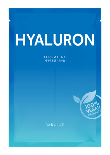 The Clean Vegan Mask - Hyaluron