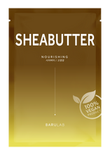 Load image into Gallery viewer, The Clean Vegan Mask - Shea Butter