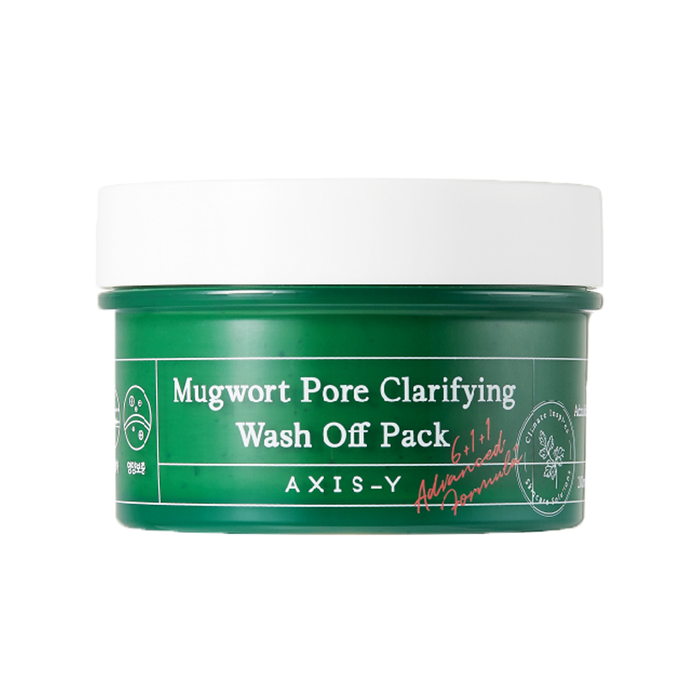 Mugwort Pore Clarifying Wash Off Pack