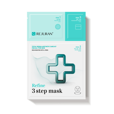 Rejuran® Healer Refine 3-Step Mask