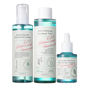 Axis-Y 611 Skincare Trio Set
