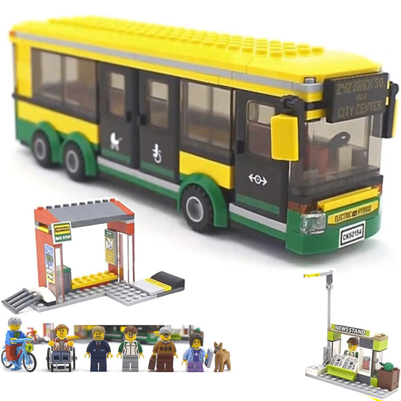 Legoingly 60154 - 100% Compatible Replica