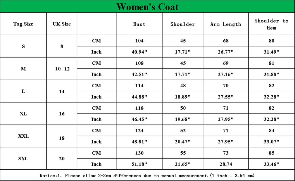 Womens Winter Casual Warm Fleece Coat Jacket