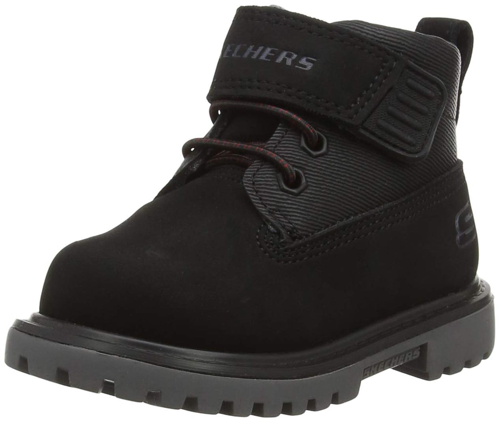 Skechers Boys' Classic Boots