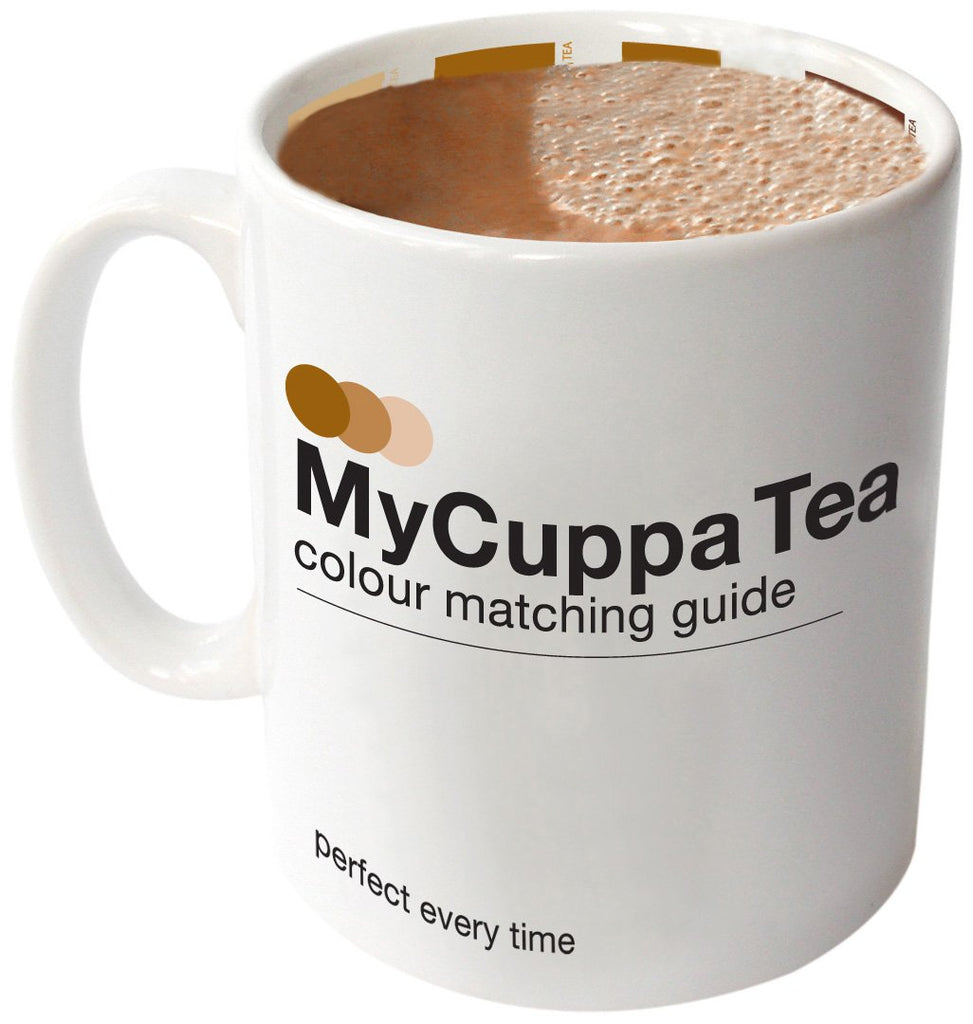 SUCK UK MY CUPPA TEA HOT DRINKS MUG