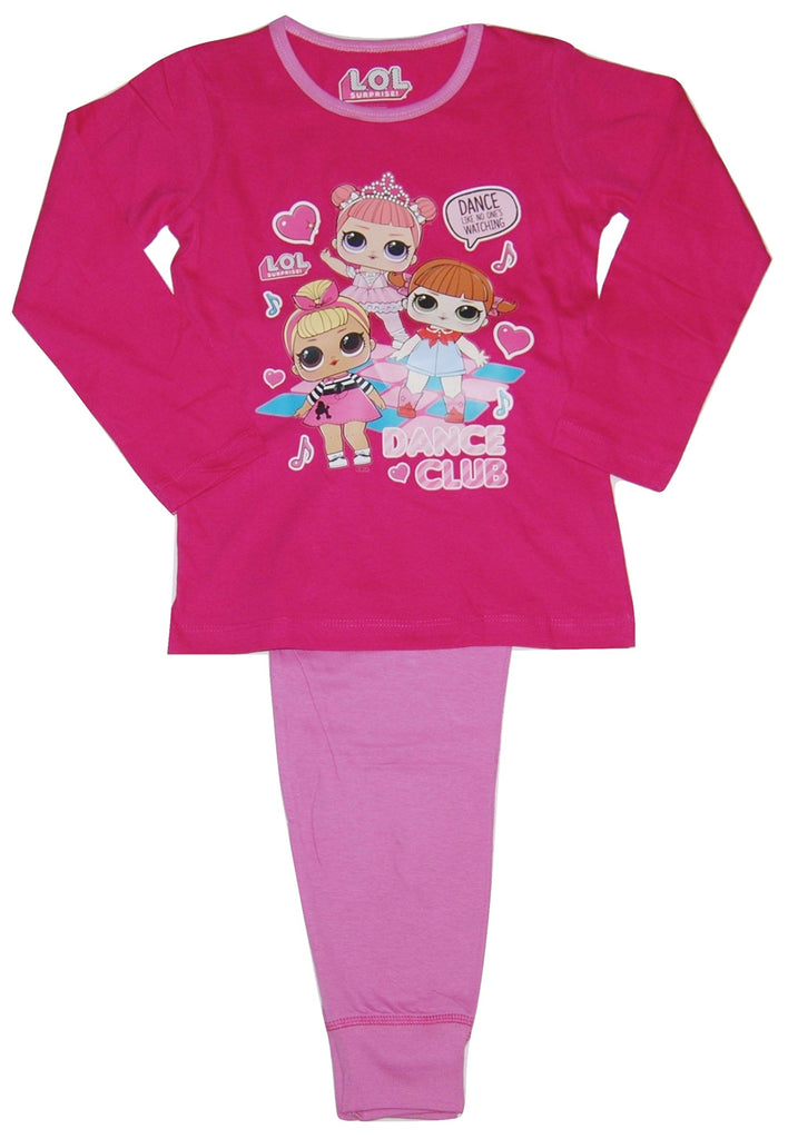 LOL Surprise Dolls Pink Pyjamas