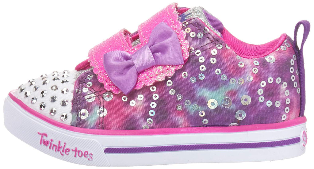 Skechers Unisex Kids Sparkle Low-Top Sneakers