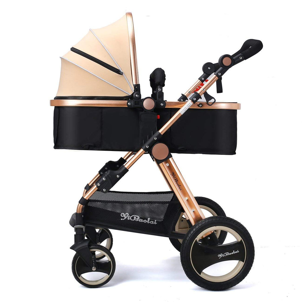 Landscape 2 in 1 Newborn to Toddler Pram Pushchair
