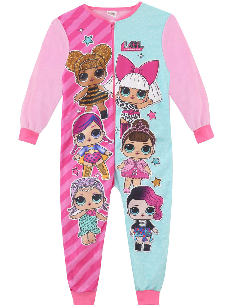 L.O.L Surprise! Girls Dolls Onesie