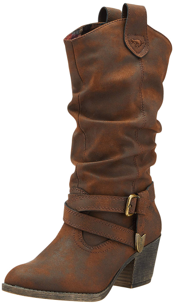 Rocket Dog Women's Sidestep Cowboy Boots