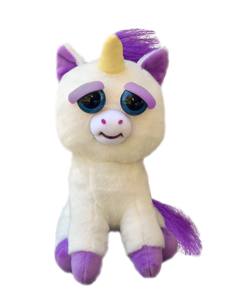 Angry Unicorn Toy - Feisty Pets