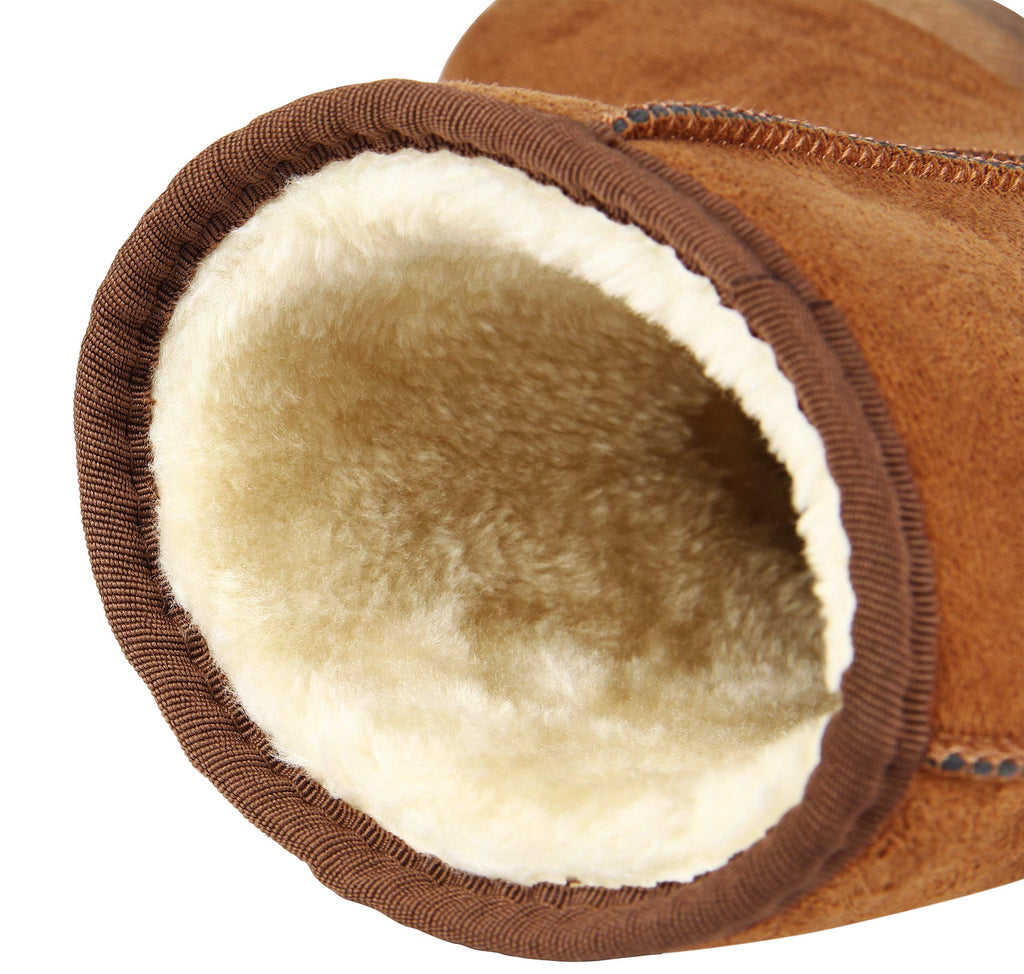 Women's Fashion Mini Bootie Snow Boots