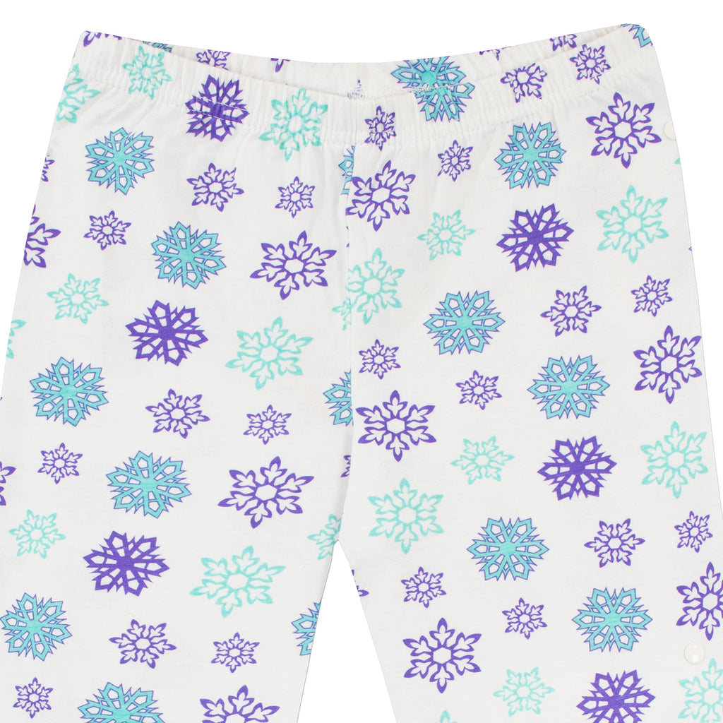 Disney Frozen Girls Frozen Pyjamas