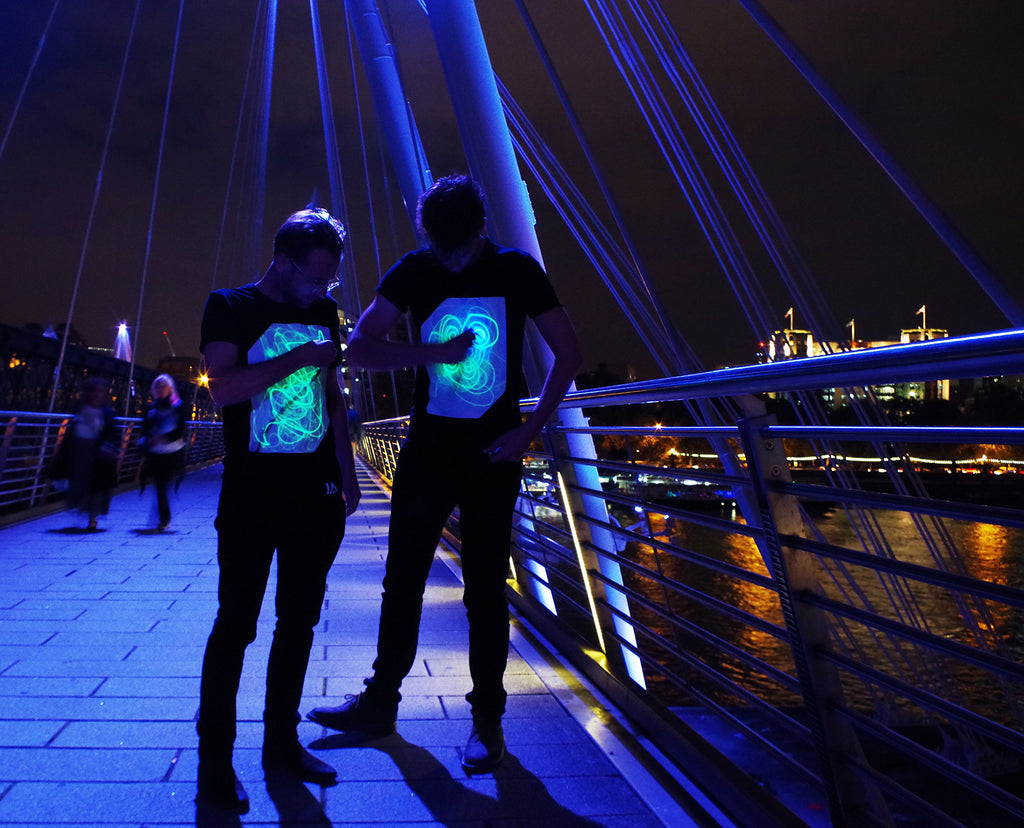 Interactive Glow In The Dark T-shirt