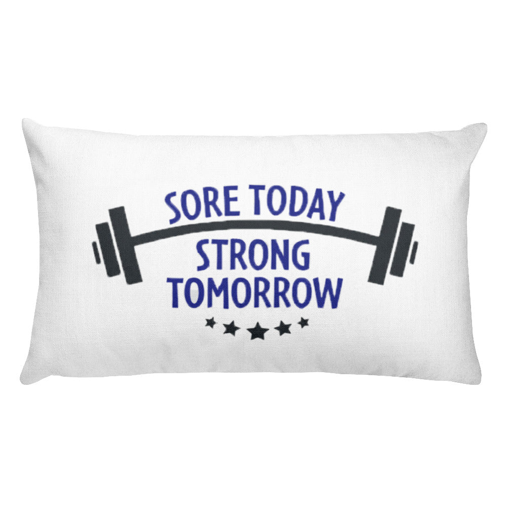 sore today stronger tomorrow