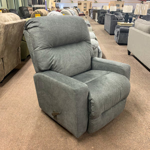 Kenley Smoke Rocker Recliner