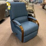 Pike Danube Wallsaver Recliner