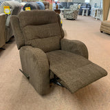 Stratman Chocolate Wallsaver Recliner