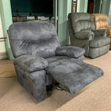 Leya Onyx Power Wallsaver Recliner