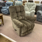 Everlasting Cocoa Swivel Rocker Recliner