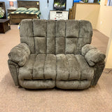 Lucas Otter Power Reclining Loveseat