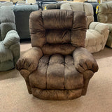 Seger Coffee Wallsaver Recliner