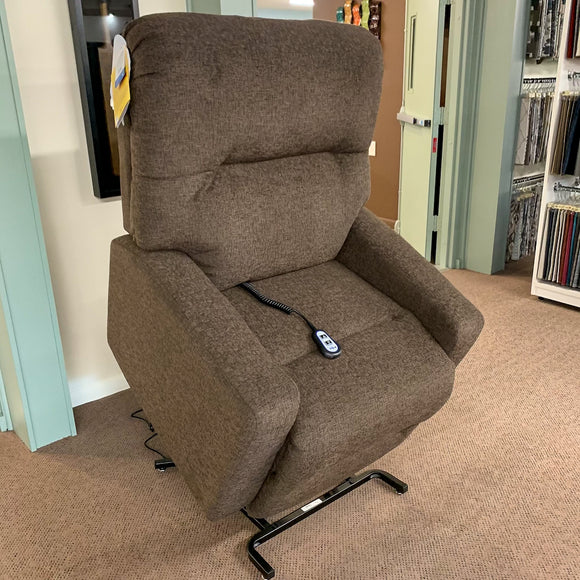 Kenley Chocolate Lift Chair