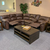 Haddie Reclining Sectional