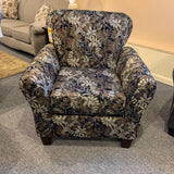 Candella Pewter Chair