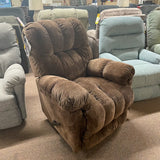 McGinnis Chocolate Wallsaver Recliner