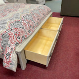 Bungalow Storage Bed