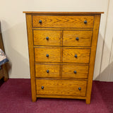 Trestlewood Cabin 5 Drawer Chest