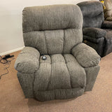 Retreat Charcoal Power Wallsaver Recliner