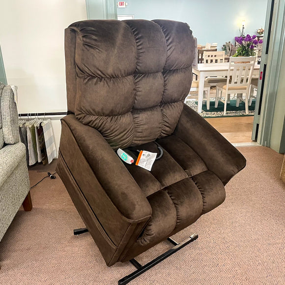 Davis Chocolate Lift Chair