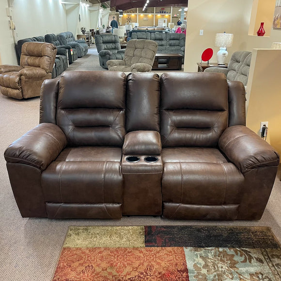 Stoneland Power Reclining Loveseat