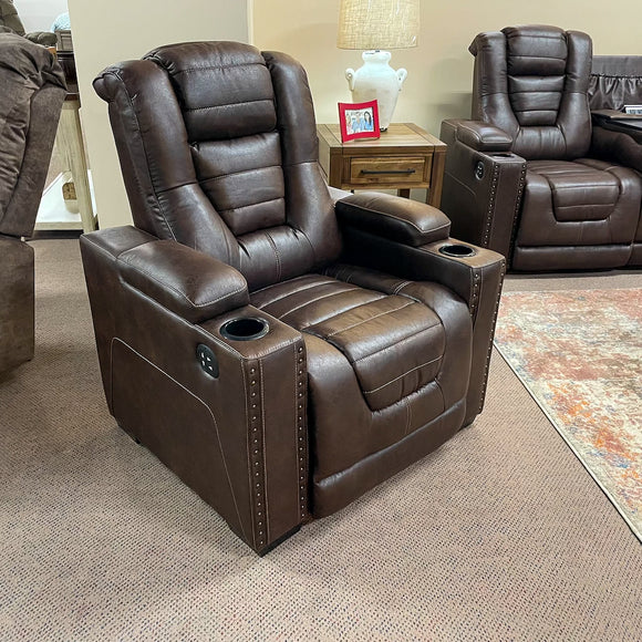 Thyme Power Reclining & Power Headrest Recliner