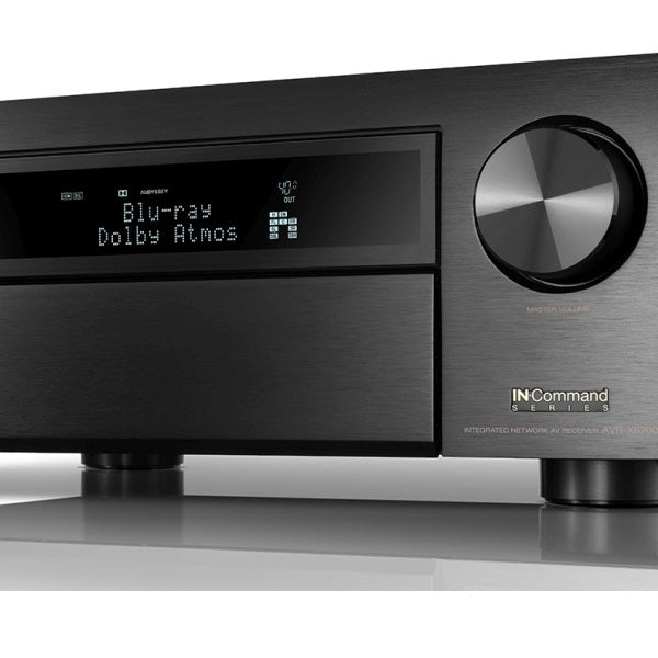 First Look at the New 2020 Denon 8K In-Commend A/V Receivers