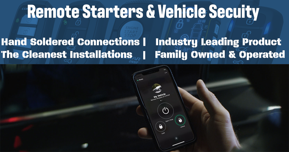 Remote Starters and Security